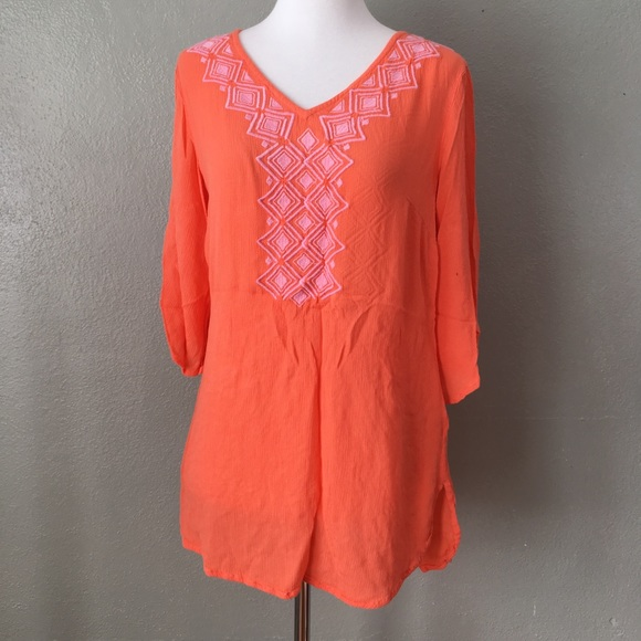 388e2a1d3a Lilly Pulitzer for Target Other - Lilly Pulitzer for Target Bright Beach  Cover Up